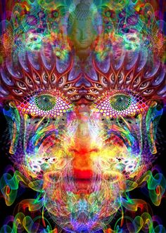 Chakra Psychedelic- It happens