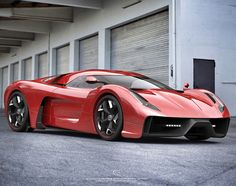 "Ferrari 458 Italia   ""Project F"" Concept by Ugur Sahin Design"