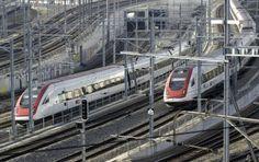 Die SBB arbeiten an der Bahn der Zukunft - http://k.ht/3kY