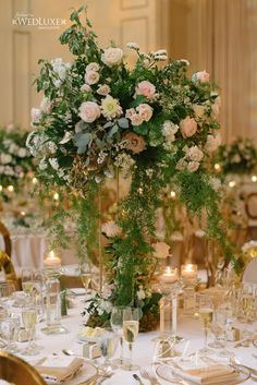 All White Wedding, Our Wedding, Wedding Reception Centerpieces, Destination Wedding Inspiration, Church Ceremony, Event Design, White Flowers, Wedding Events, Table Decorations