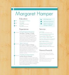 You will not forget! Resume Layout, Resume Format, Resume Tips, Resume Design, Resume Writing Services, Writing Programs, Marker, Cover Letter For Resume, Cover Letters