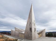 Iglesias y arquitectura - Knarvi Community Church  |  e-struc.com