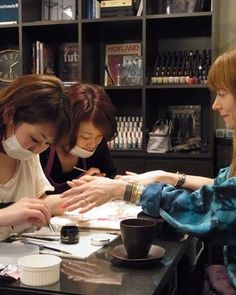 Nail Studio Asa | Just Back From: Tokyo | FATHOM Travel Blog and Travel Guides #Travel #Tokyo #Japan #Fathom