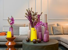 Nové vázy Kima, Nek, Numa, Tiko