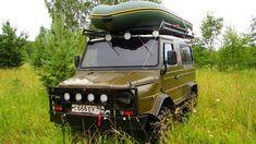 ЛуАЗ 969 Wood Goblin