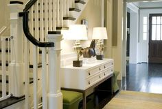Been thinking of doing the black railing for a long time,....gorgeous Like the table