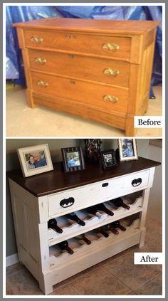 dresser Into TV Stands simmons kids-#dresser #Into #TV #Stands #simmons #kids Please Click Link To Find More Reference,,, ENJOY!! Diy Furniture Hacks, Diy Furniture Plans Wood Projects, Bar Furniture, Refurbished Furniture, Repurposed Furniture, Woodworking Projects, Bedroom Furniture, Furniture Design, Bedroom Décor