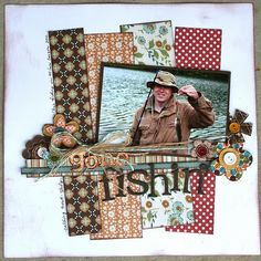 Here are a few Kit Clubs we LOVE and they are featuring our Catching Fall line for their October Kits. First we've got My Scrapbook Nook ...