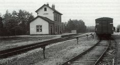 Station Loenen 1962