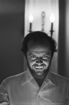 """Jack Nicholson photographed by Jack Garofalo during the premiere of """"Chinatown"""" in Paris, 1974 (13,000!!)"""
