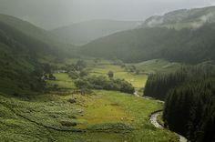 Glenmacnass Valley by Shane Walsh™ on 500px