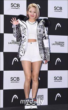 Snsd Girls' Generation Hyoyeon