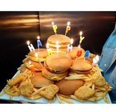 Happy Birthday food tumblr Pinterest Happy birthday