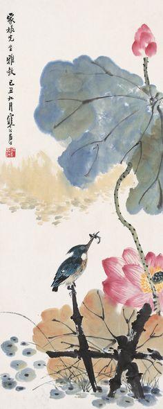 Jiang Hanting(江寒汀)