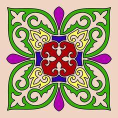 Rangoli Patterns, Applique Patterns, Mandala Art, Quilting Designs, Pattern Design, Stencils, Tiles, Tapestry, Drawings