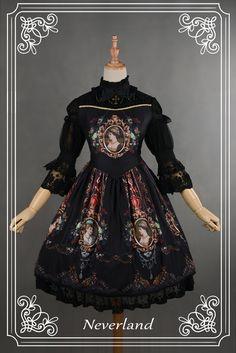 #LolitaUpdate: Neverland Lolita ~Ode to Rococo~ Lolita OP