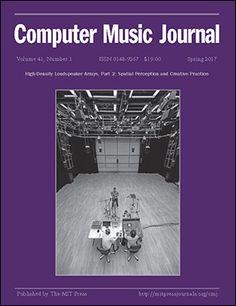 Buy Computer Music Journal Magazine Subscription | Buy at Magazine Café - Single Issue & Subscription Specialist in USA