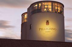 Silos di stoccaggio cantine Pellegrino, raro esempio di archeologia industriale risalente agli anni '50. Marsala
