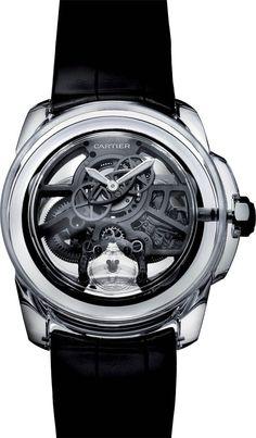 La Cote des Montres   Cartier ID Two Concept Watch - Le temps réinventé -  Une d2a4a7debd3