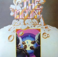 """THE MOON s/t 1969 Imperial. BAROQUE - BEATL-ESQUE Psych Pop from n all-star  group if you are a California Pop fan! Led by MATTHEW MOORE..He did the earliest RELEASED Psych version of """"Codyne""""that became the template. Although I bet he saw the CHARLATANS! He also wrote the early Psych Pop gem """"Face in the Crowd"""" in '66. DAVID MARKS played lead guitar on the BEACH BOYS first 4 albums & related projects. Larry Brown from DAVEY ALAN & The ARROWS + Bel Aires and David Jackson from DILLARD…"""