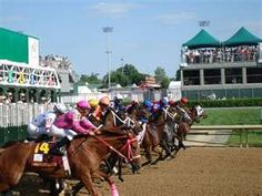 The Kentucky Derby - Louisville, KY