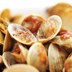 clams in marinara sauce