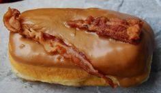 Voodoo Donuts... Bacon Maple Bar