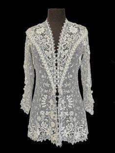 antique lace - jacket