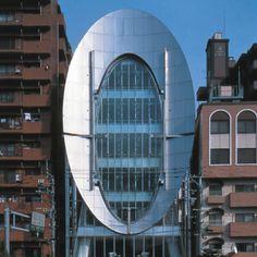 nickkahler:  Shin Takamatsu, Omula Beauty College, Fukuoka, Japan, 1998