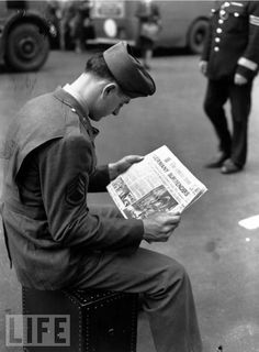 VE (Victory in Europe) Day! May 8, 1945 was the day that the allies formally accepted the surrender of Germany.