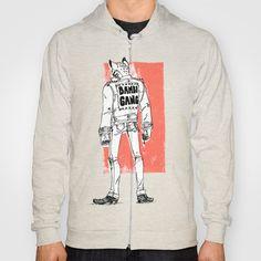 Bambi Gang Hoody by kendrawcandraw - $38.00