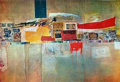 Robert Rauschenberg Artist, A Collaborative Art Project Inspired by the Works of Rauschenberg Robert Artist , From Found Objects to Recycle Art Robert Rauschenberg, Collages, Collage Drawing, Collage Art, Collaborative Art Projects, Pop Art Movement, Jasper Johns, Painted Paper, Recycled Art
