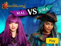 Znalezione obrazy dla zapytania descendants 2 uma and harry The Descendants, Descendants Characters, Star Wars Characters, Games Online, Play Game Online, Mal And Evie, China Anne Mcclain, Wicked Game, Cinema