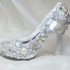 Bling Bling Shoes – WEDDING BRIDAL SHOES
