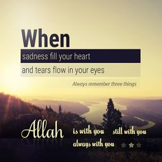 Hold fast to Allah. He is your Protector – the Best Protector, the Best Helper.