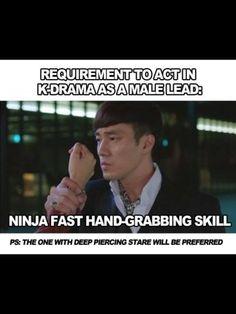 Master's sun So Ji Sub Kdrama Korean drama hand grabbing