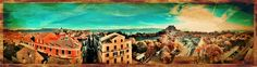 Arcadion Corfu on Foursquare Corfu, Four Square, Old Things, Painting, Painting Art, Paint, Painting Illustrations, Paintings