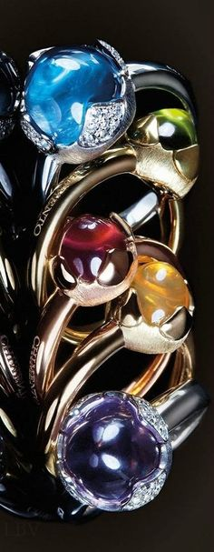 ♔ Chimento Rings | LBV ♥✤