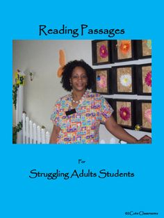 Lets face it. Some adults are struggling readers. Despite this fact, they have chosen to pursue a degree or complete a high school diploma. The problem is that they are reading on a 3rd, 4th, or 5th grade level. The following are short high interest reading comprehension activities.