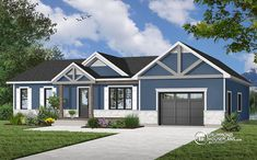 House plan W3137-V2 detail from DrummondHousePlans.com