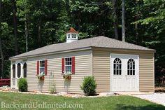 124 Best Storage Sheds Studios Amp Backyard Retreats Images