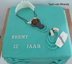 Kite surf cake http://www-taart-van-miranda.webklik.nl