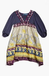 Truly Me Knit Dress (Little Girls & Big Girls)