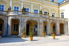 Puławy,  pałac, ogród Izabelli Czartoryskiej, Zielona Metamorfoza.blog