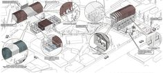 SUNGGI PARK ARCHITECTURE - 2015 International Architectural Competition for 10th Korean Rural Architecture Competition, Korea, UIA | Honorable Mention