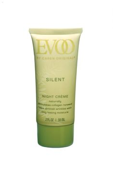 EVOO Night Crème - Silent - 2oz #facial-care #hand-body-lotion