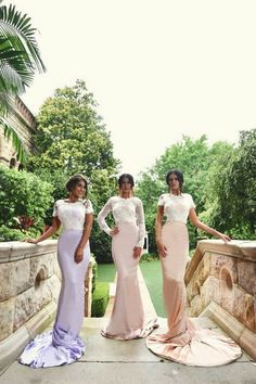 Wedding Bridesmaid Dresses, Wedding Party Dresses, Lace Evening Dresses, Formal Dresses, Here Comes The Bride, Wedding Designs, Shorts, Stylish, Header
