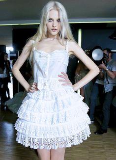 Vlada Roslyakova, Skinny Fashion, High Fashion, Runway Fashion, Fashion Models, Skinny Inspiration, Skinny Girls, Runway Models, Top Models