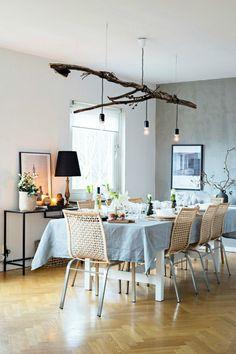 BLANCO, GRIS Y SUAVES TOQUES DE NAVIDAD | desde my ventana | blog de decoración |