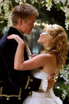 IMPORTANT: Chad Michael Murray Channeled A Cinderella Story at a Real-Life Prom